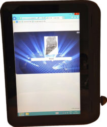 ElitePad & id-me & FP scanner mini