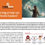 'Maatregelen bedrijven om zich te beschermen tegen cybercrime ontoereikend'